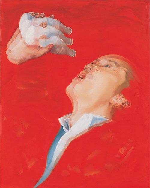Kyung Sunghyun paintings