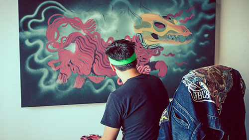 NYCHOS: new exhibition in Detroit