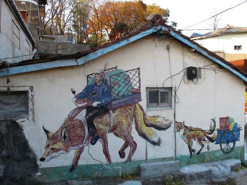 Artist painter Lunar New Year