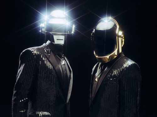 NPR Interview: Daft Punk On The Music That Inspired Random Access Memories