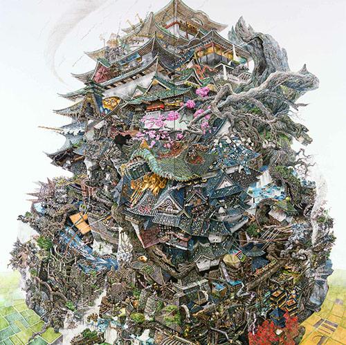 Artist Manabu Ikeda