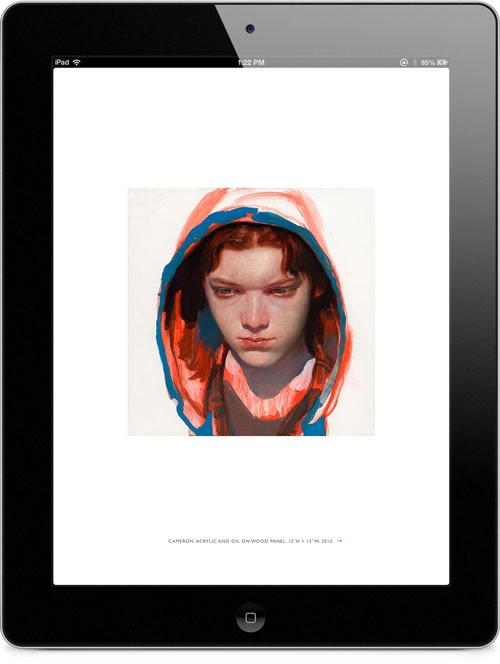 James Jean Parallel Lives iBook Giveaway