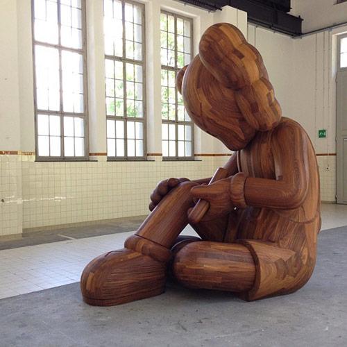 KAWS GISWIL Art Basel