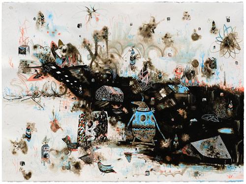 Artist painter Max Kauffman