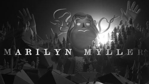 Marilyn Myller Official Trailer for new animation by Mikey Please