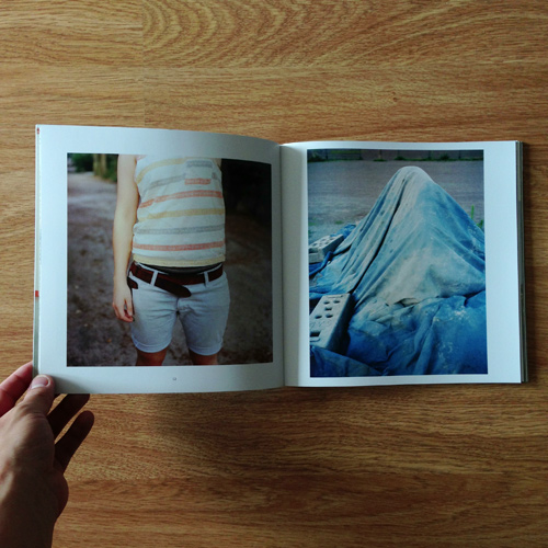 Sea Blues by Yael Malka and Cait Oppermann