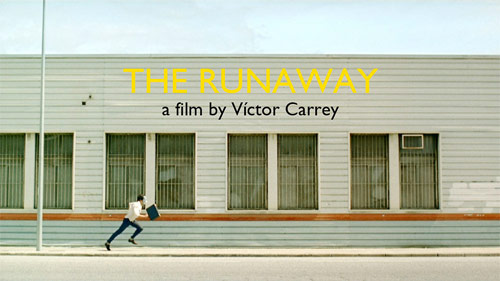 the runaway by victor carrey