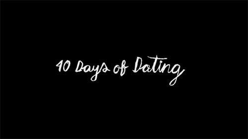 40 Days Of Dating an experiment by Jessica Walsh and Tim Goodman