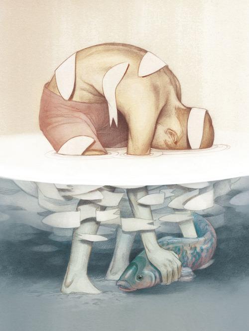 illustrations by artist ashley mackenzie