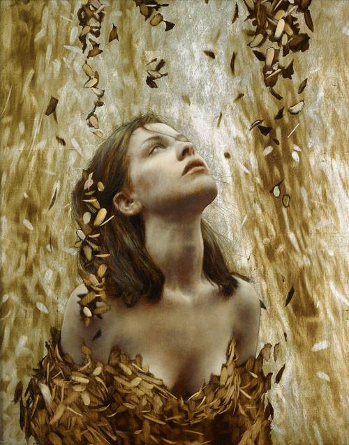 Artist painter Brad Kunkle