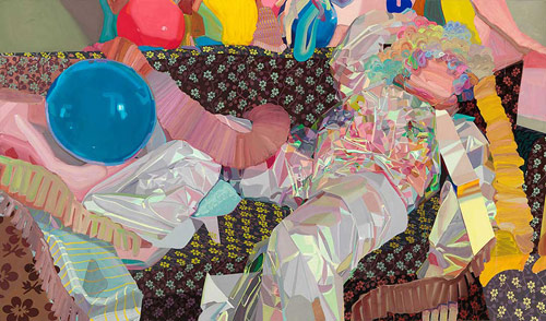 Artist painter Celeste Rapone