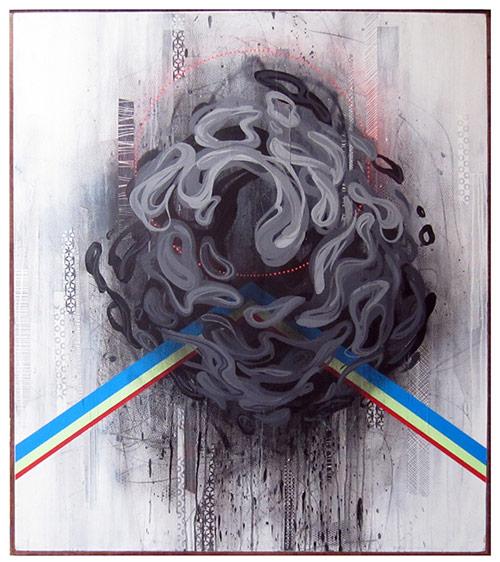Erik Otto artist painter