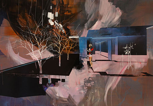 paintings by ian francis