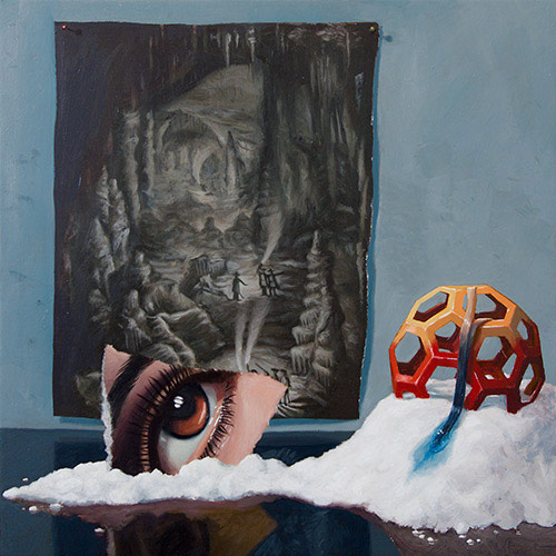 Artist painter Jeremy Olson