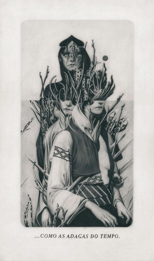 Artist Joao Ruas