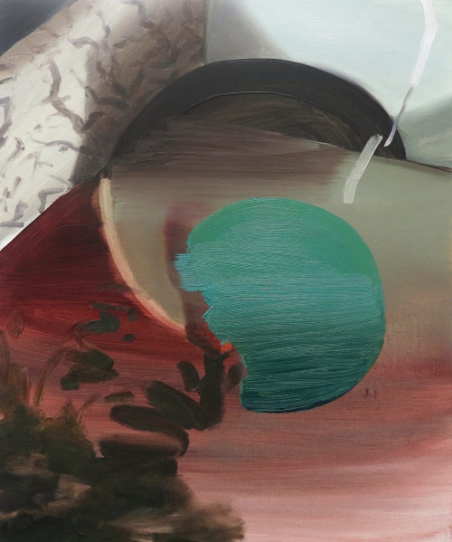 Mason Kimber artist painter