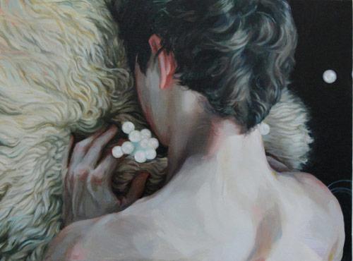 Paintings by artist painter Meghan Howland