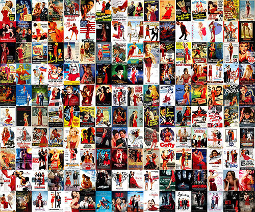 Over-used movie poster cliches