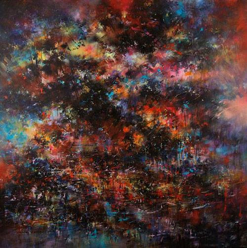 Artist painter Mr Jago