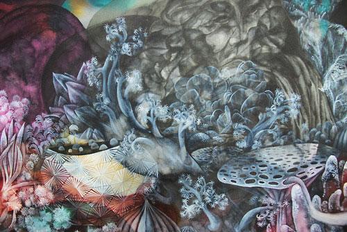 artist natasha russell