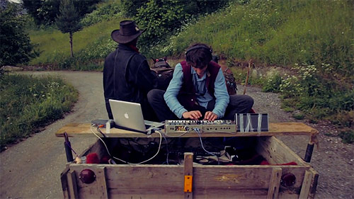 Cosmo Sheldrake The Fly Part 2