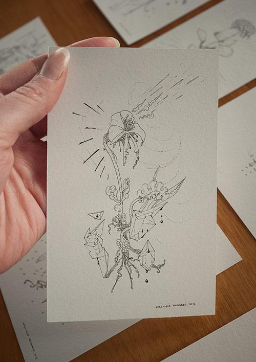Veronique Meignaud french artist illustrator