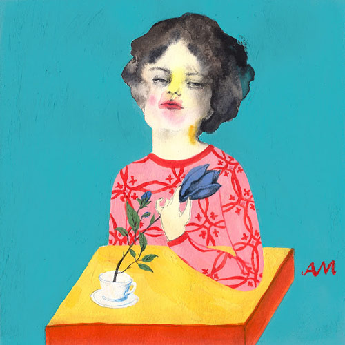 Alice Moloney illustration