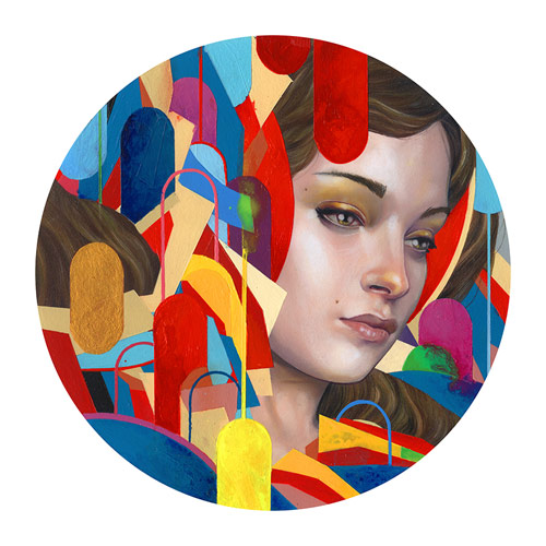 Artist painter Erik Jones