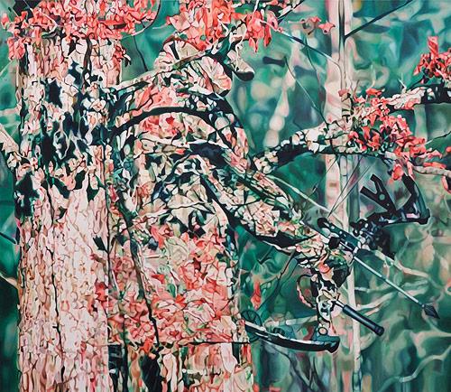 Pia Dehne artist painter