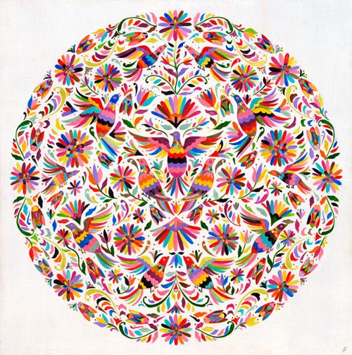 Artist painter Sylvia Ji