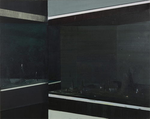 Paintings by artist Bas Zoontjens