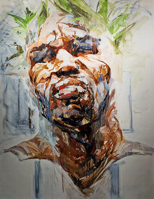 Artist painter David T. Cho