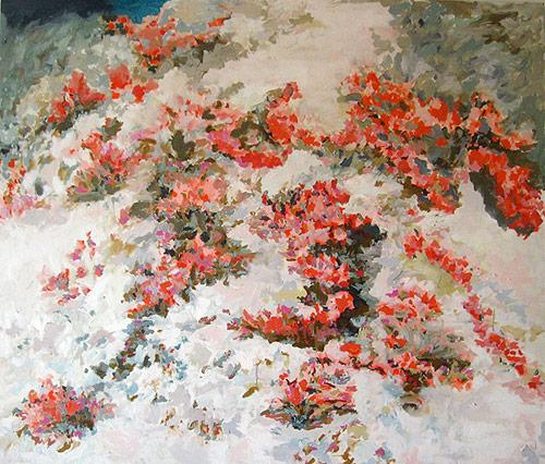 Artist painter Erin Lynn Welsh