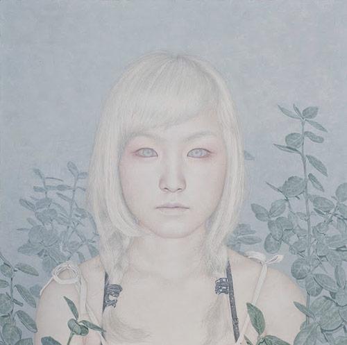 Artist painter Yongsung Heo