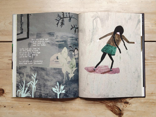 Klara Persson artist illustrator
