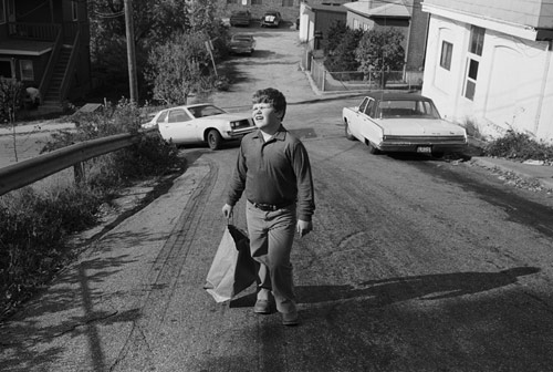 Photographer Mark Steinmetz