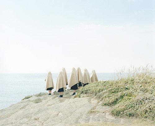 Photographer Osamu Yokonami