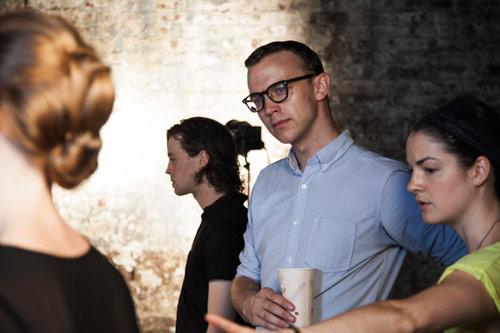 PRESSUR.ES / Interview with Baryon director Derrick Belcham