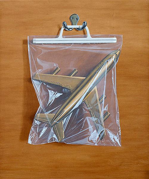 Artist painter Simon Monk