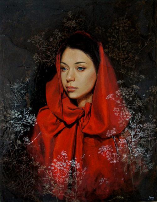 Paintings by artist Soey Milk