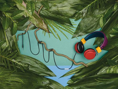 Urbanears RePlatten Headphones + Slussen Adapter Giveaway!
