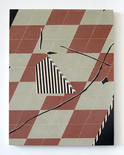 Paintings by artist Vanessa Maltese