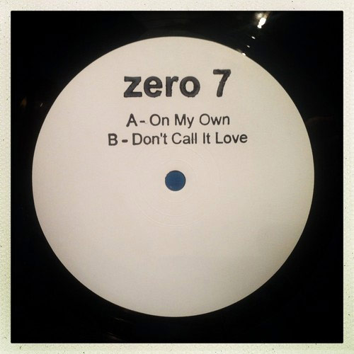Zero 7: On My Own (12 Version)
