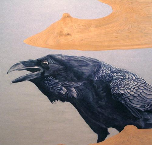 Artist painter Brendan Donleavy