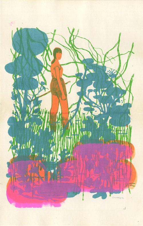 Illustrator Josh Cochran
