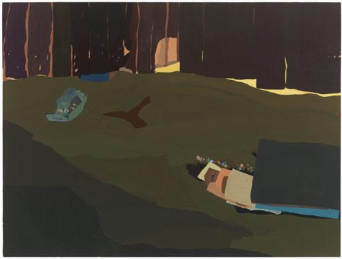Artist painter Maia Lynch