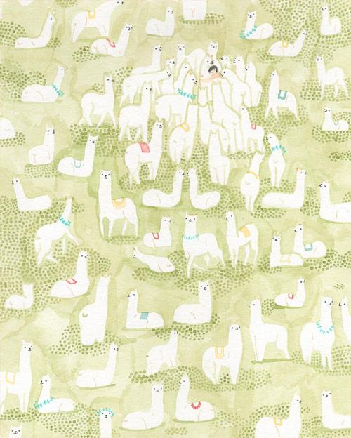 Illustrator Monica Ramos