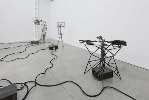 Turning Weapons Into Instruments / Pedro Reyes Disarm