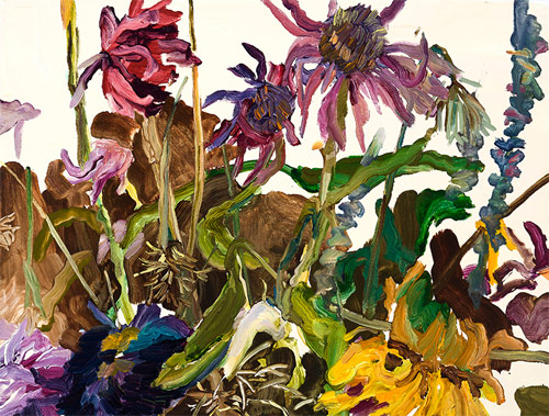 Artist painter Rebecca Saylor Sack