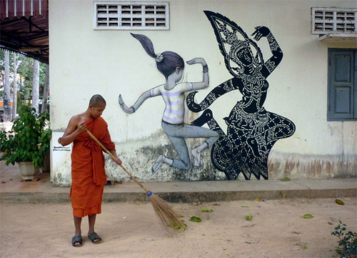 artist painter seth globepainter